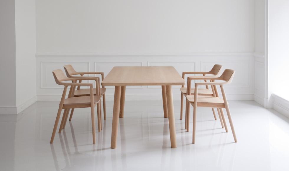 「無意識の心地よさ」を備えた、<br>暮らしにシーンを生み出す家具